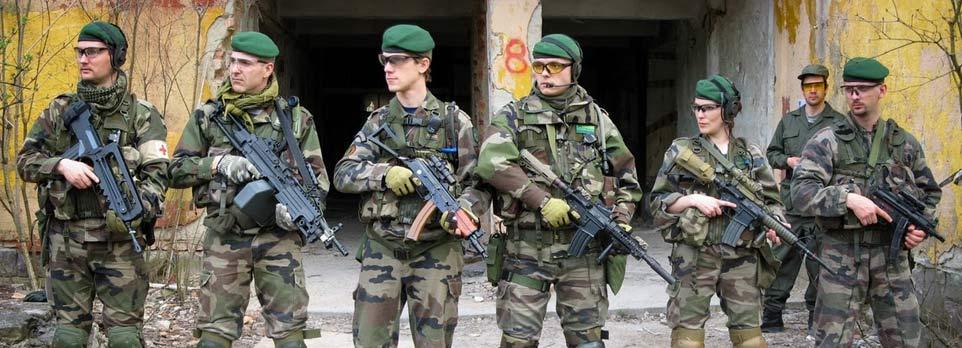 AKS: Legion d'Unite